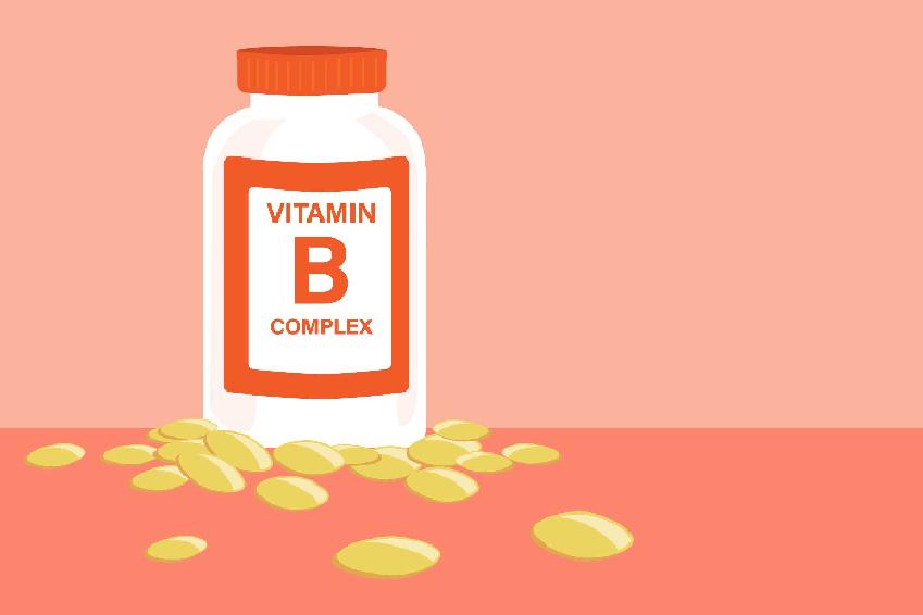 Витамины B для растений.