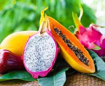 Какие фрукты быстро растут. 3 фрукта растут быстрее всего.