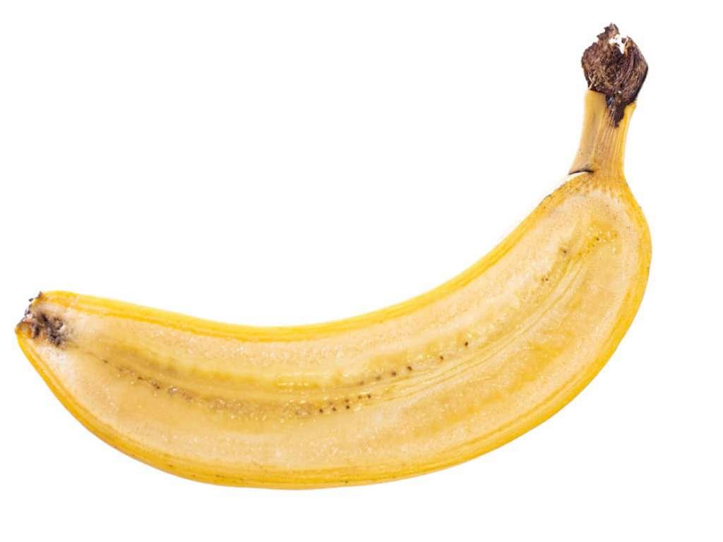 Семена в мякоти. Как посадить банан в домашних условиях.